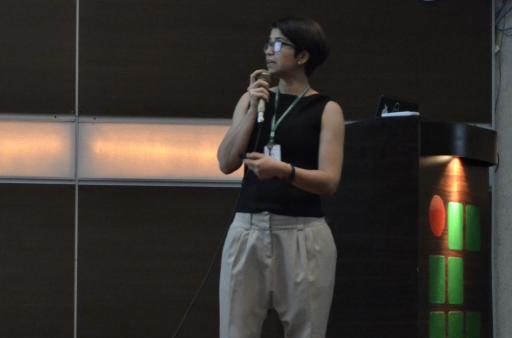 Raquel Lira, Professora do IFCE.